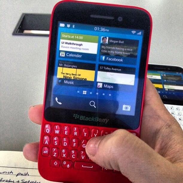 telefon Blackberry R10
