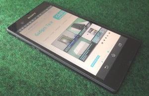 Sony Xperia Z primeste actualizare Android 4.4.2