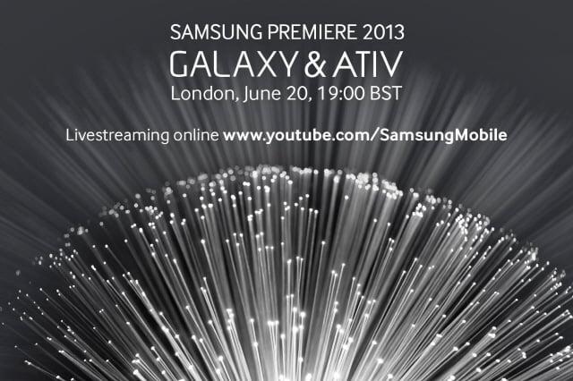 transmisie live samsung premiere 2013