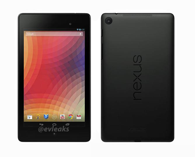 Noua generatie de Nexus 7