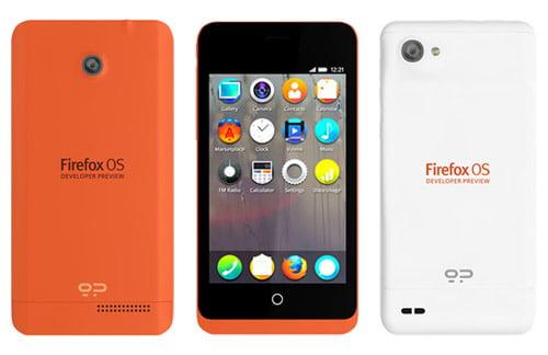 Actualizare Firefox OS 1.1