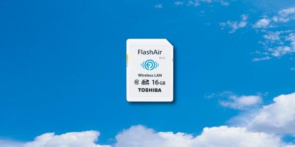 Toshiba FlashAir