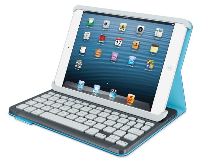 Logitech Ultrathin Keyboard Folio for iPad Mini_1