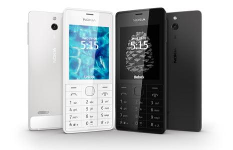 Nokia 515 un nou telefon mobil