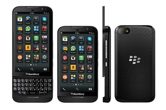 blackberry z15