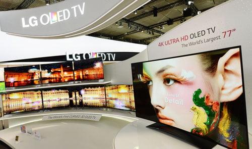 """LG Ultra HD OLED TV 77"""""""