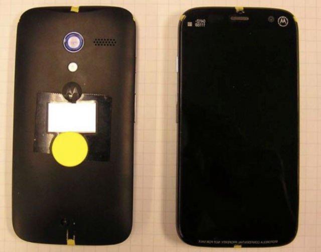 Motorola Moto DVX