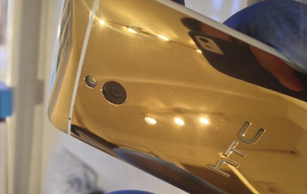 HTC One Mini Editie Gold