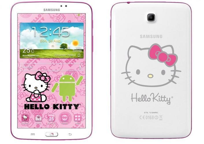 Galaxy Tab 3 Hello Kitty