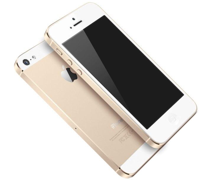 Prima reclama TV iPhone 5S