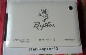 itab raptor 10 review