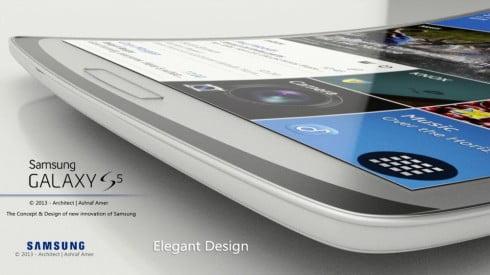 Concept Samsung Galaxy S5