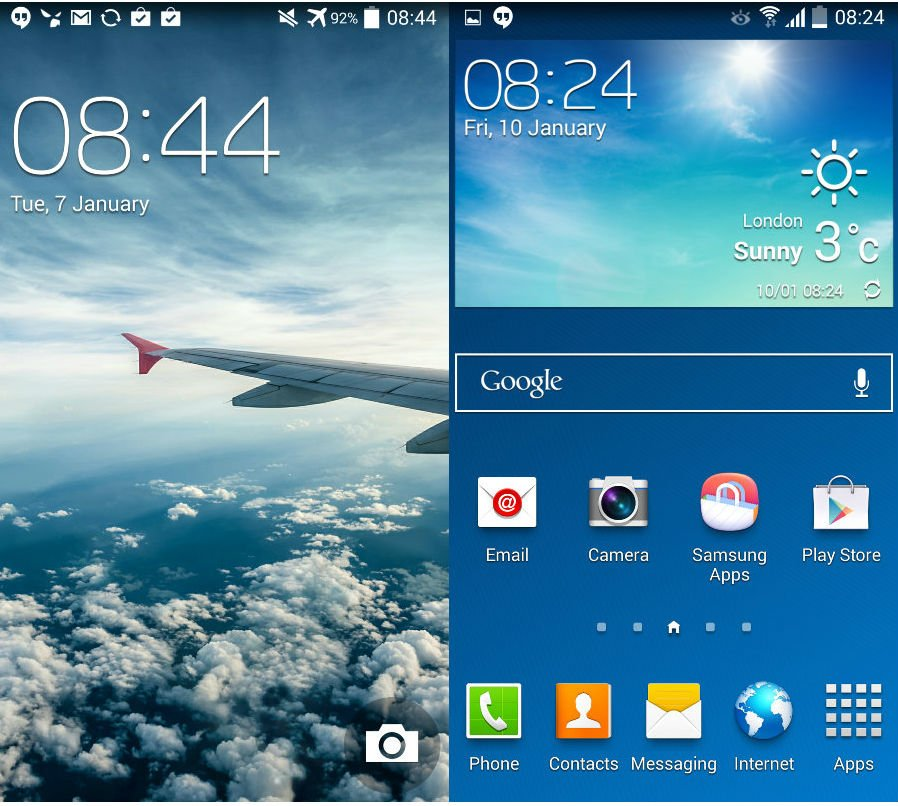 Firmware test Android 4.4.2