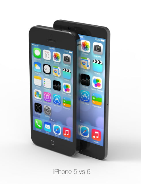 Primul concept iPhone 6