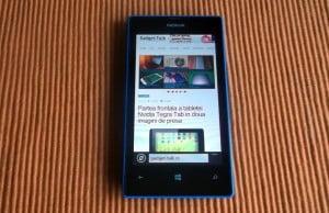 lumia 520 primeste actualizar