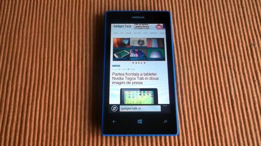 lumia 520 primeste actualizare