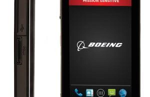Primul smartphone Boeing