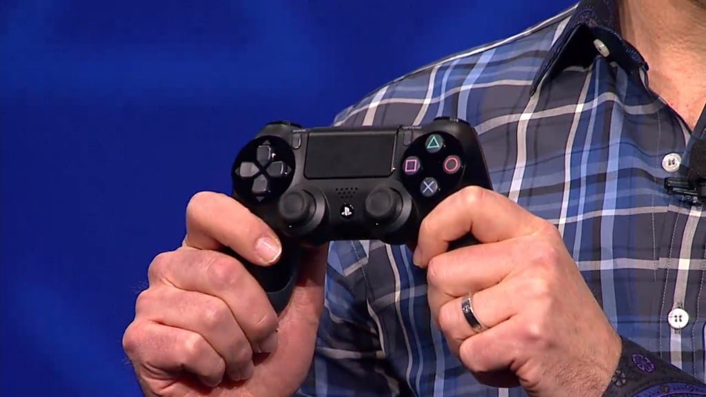Next-gen console Sony PS4