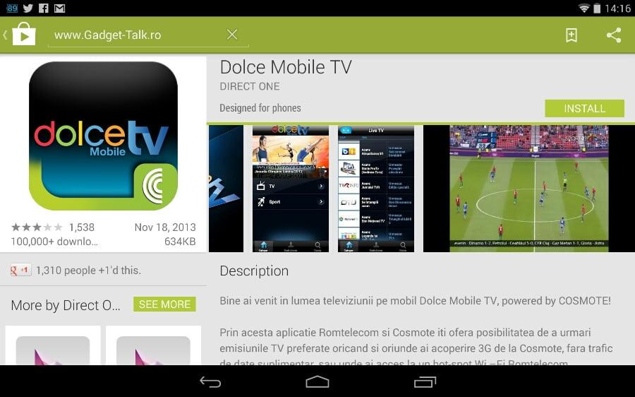 dolcetv online