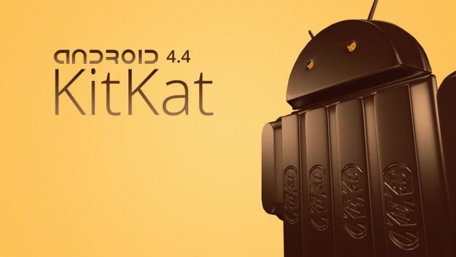 Xperia primesc actualizare Android 4.4