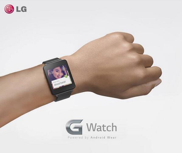imagine G Watch
