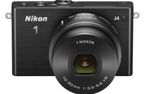 Nikon 1 J4 si Nikon COOLPIX S810c