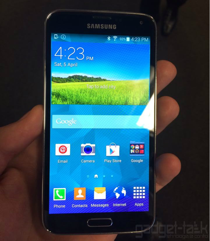 promotie Galaxy S5