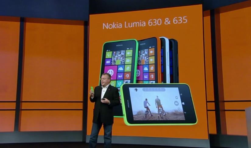 Lumia 630 si Lumia 635