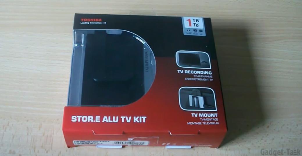 Toshiba Stor.e ALU TV Kit