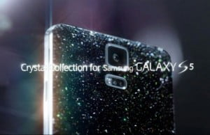 Galaxy S5 Crystal Collection