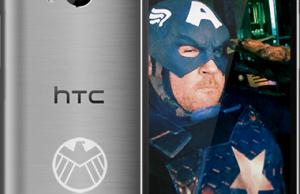 HTC One M8 S.H.I.E.L.D.