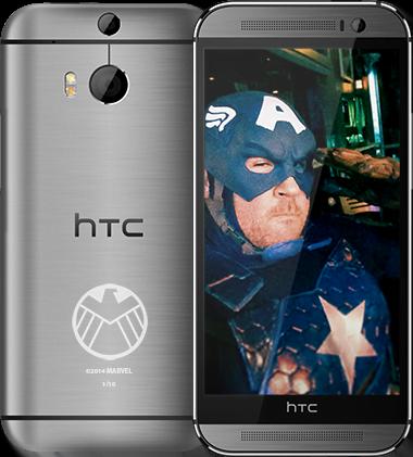 HTC One M8 marvel