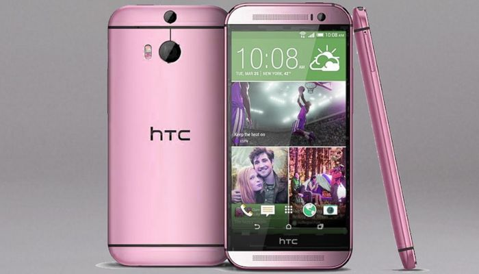 HTC One M8 Roz