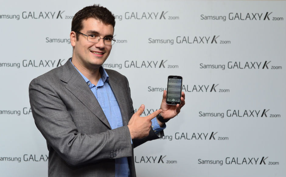Galaxy K Zoom debut