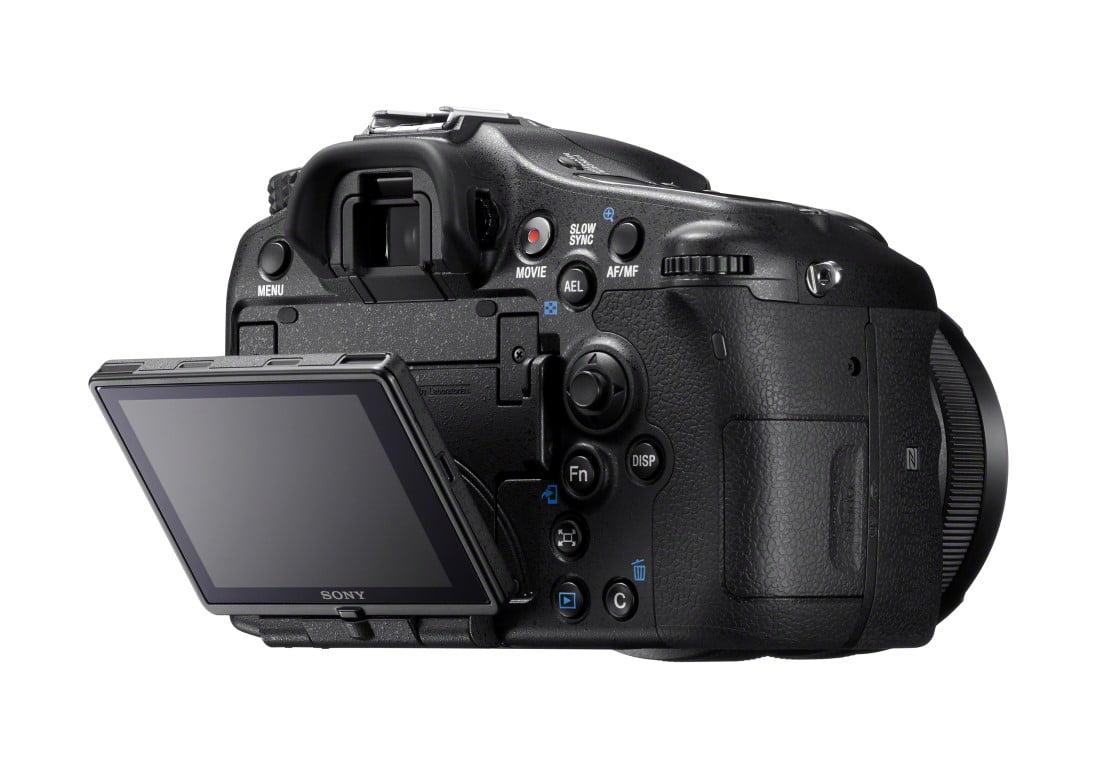 Sony A77II LCD