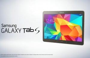 galaxy tab s hands-on