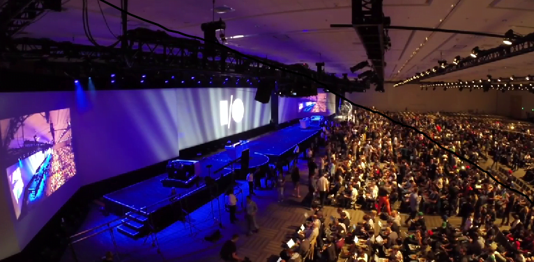 keynote Google I/O 2014