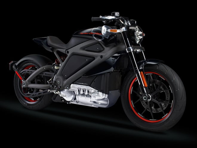 harley-davidson electric