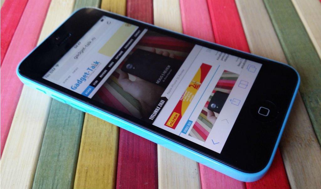 iphone 5c pret redus