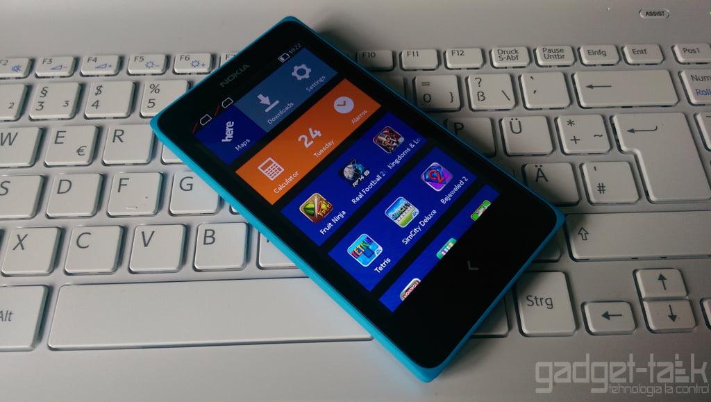 Nokia X anuntat