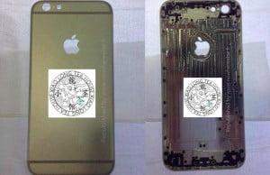 Spatele Telefonului iPhone 6