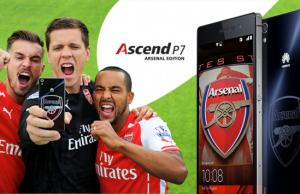 Ascend P7 Editie speciala