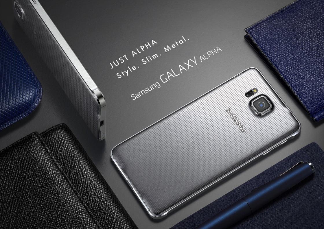 Galaxy Alpha oficializat