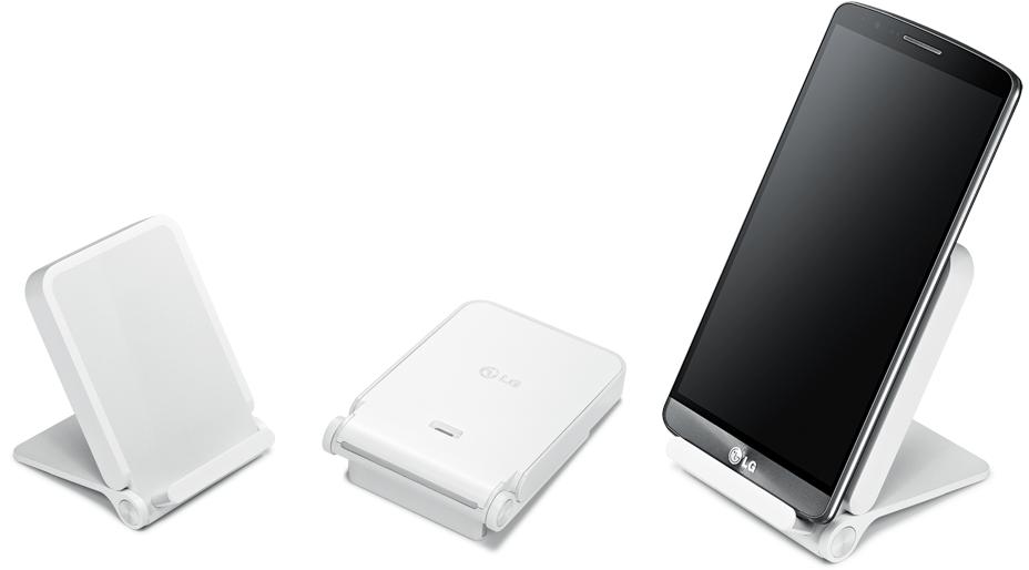 incarcator wireless original de la LG pentru G3