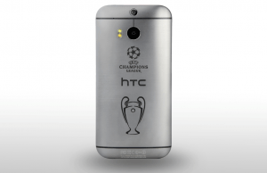 One M8 UEFA Champions League