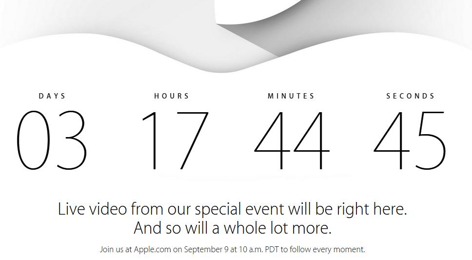 Lansarea Apple iPhone 6