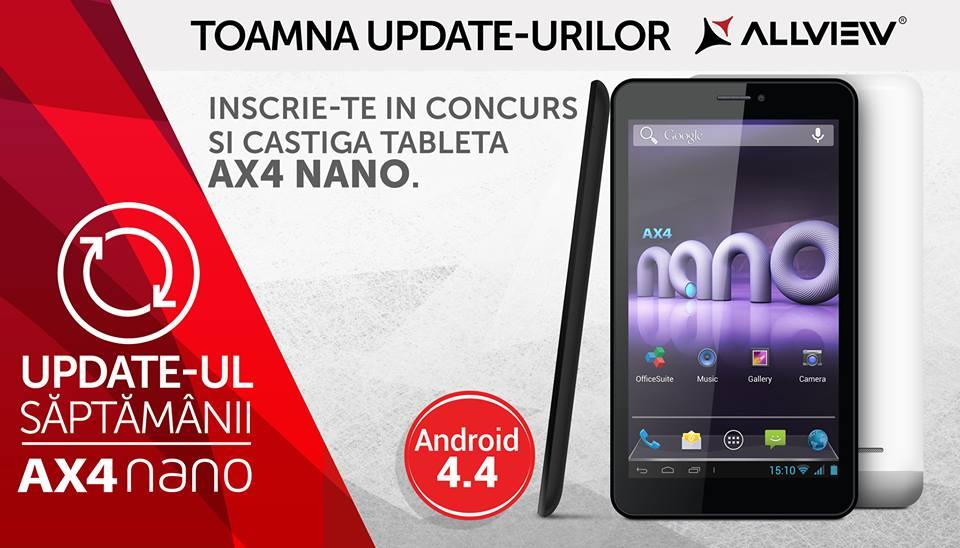 ax4 nano