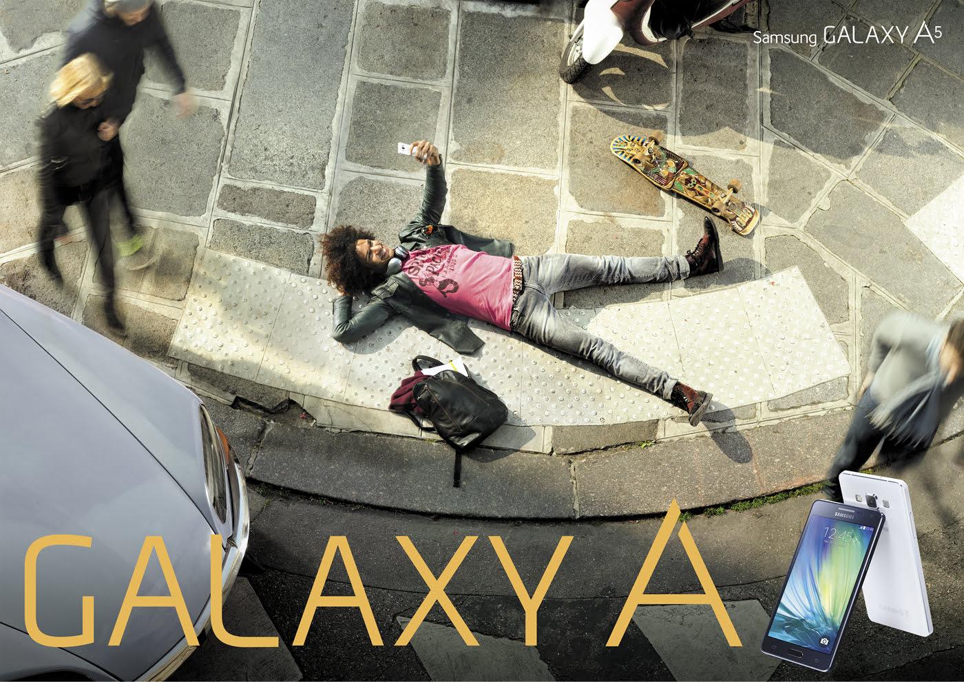 galaxy a5 si a3