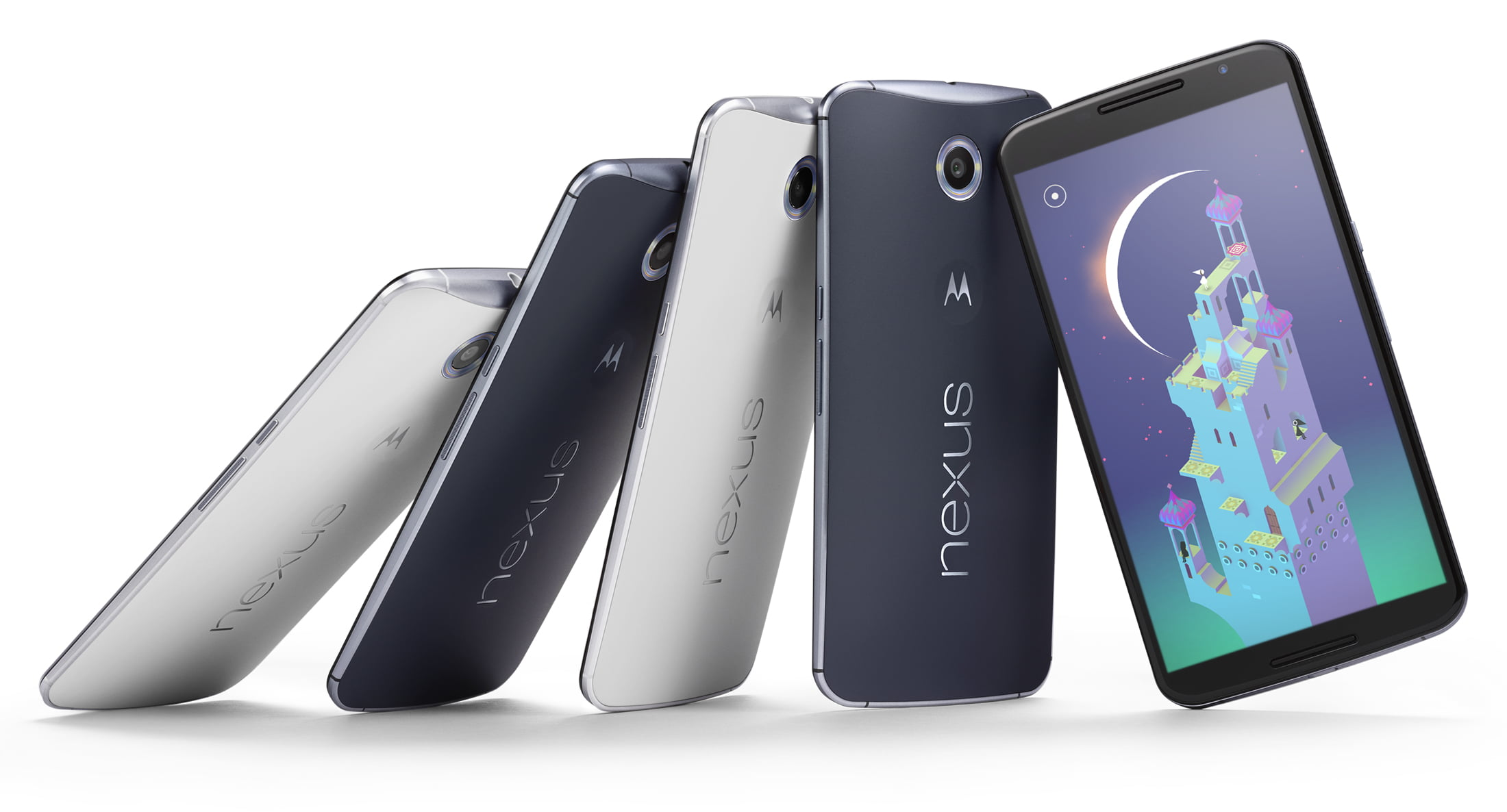 Google anunta Nexus 6 si Nexus 9
