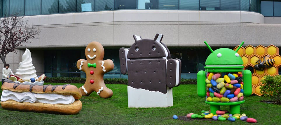 android-statuete